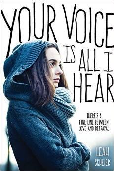 Holiday Reading: Your Voice is all I Hear by Leah Scheier