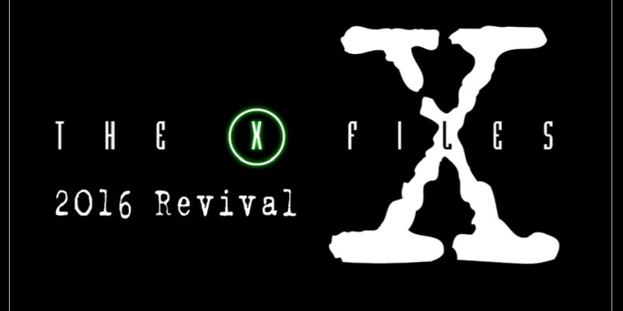 Sahar's Blog The X-Files Revival
