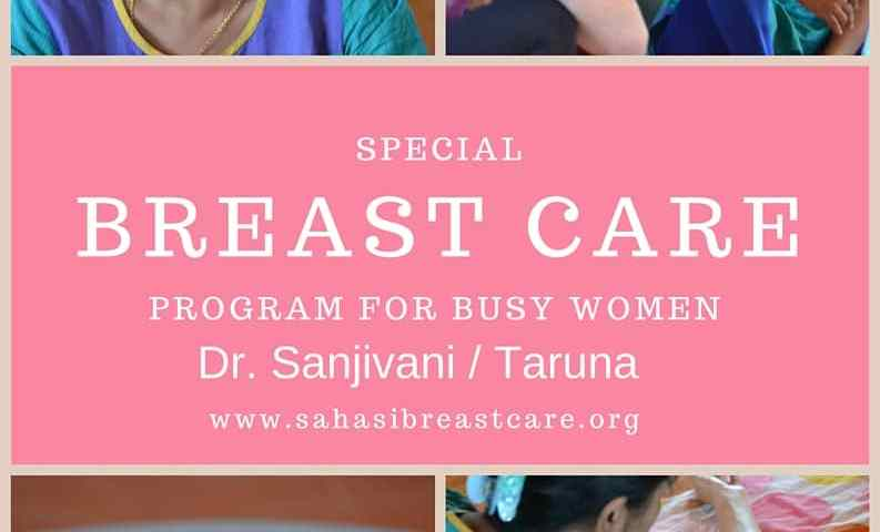 Special Breast Care Program for Busy Women