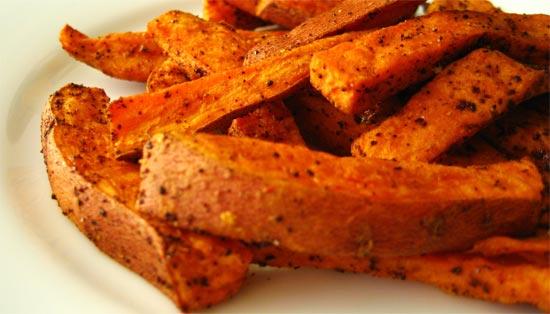 تعديل المزاج المتقلب - فوائد البطاطا الحلوة الصحية