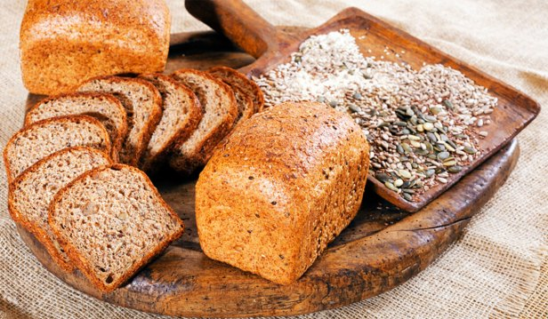 القمح الكامل