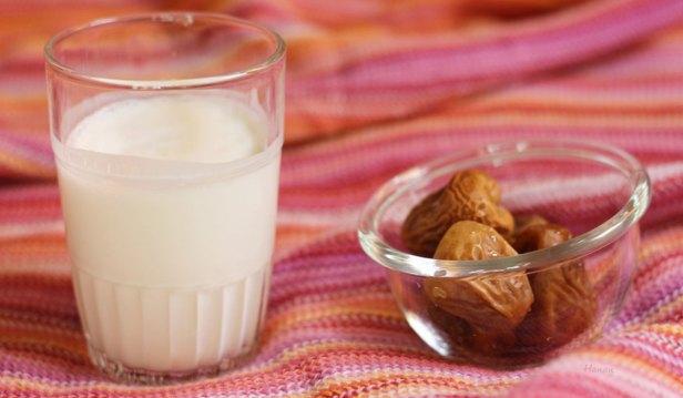فوائد-التمر-والحليب