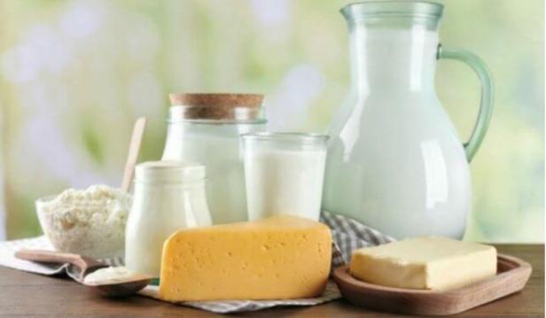 مشتقات الحليب