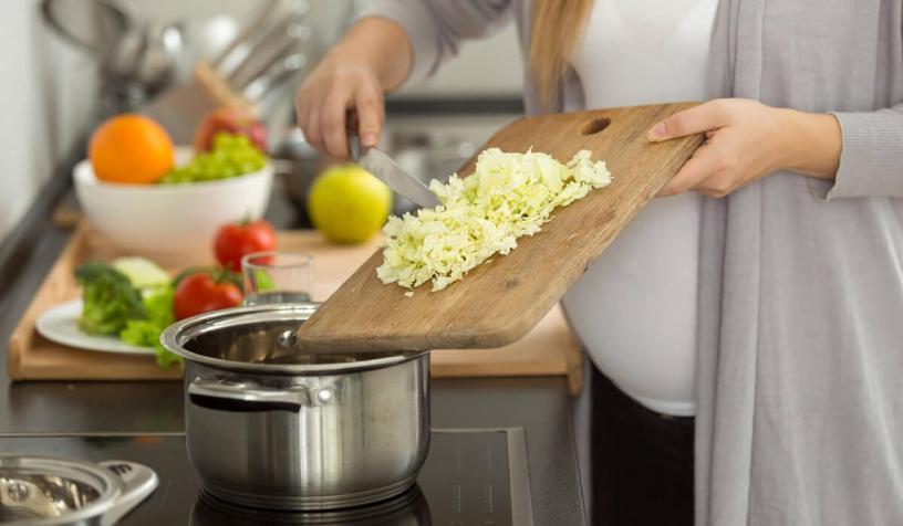 الغذاء للحامل