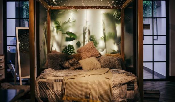 بيئة مناسبة للنوم