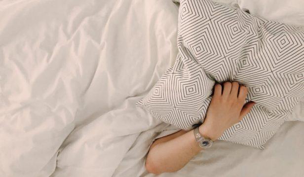القلق اثناء النوم