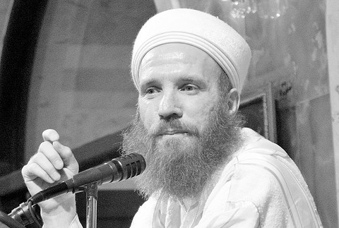 Shaykh Muhammad al Yacoubi