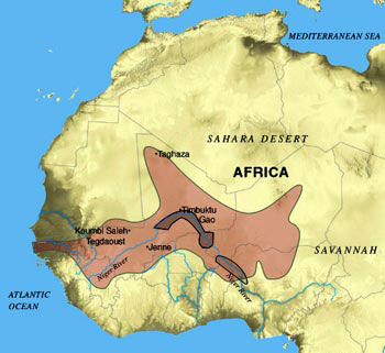 Songhai, African Empire, 15-16th Century | South African History Online