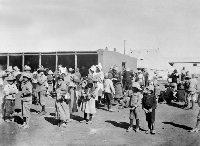 Image result for Anglo-Boer War concentration camps, South Africa
