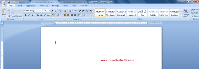 Microsoft Word Online Sikhe