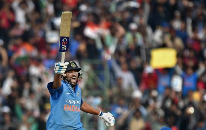 rohit 208 not out