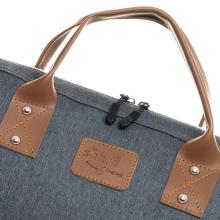 sahra bebek bakım çantası gri