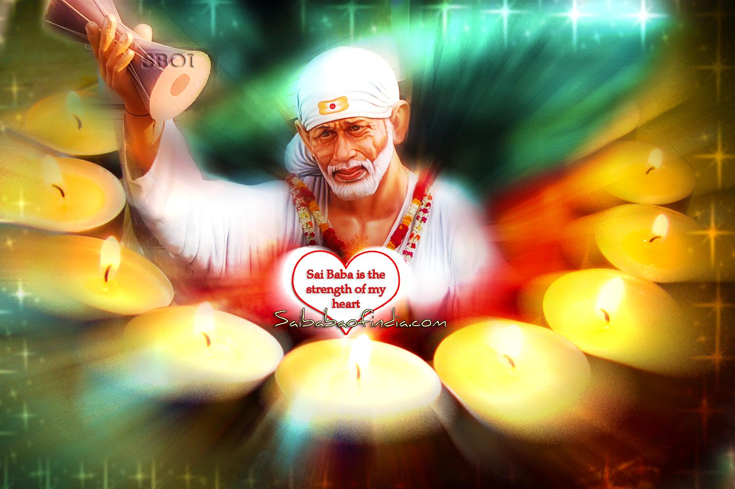 Sri Krishna 3d Live Wallpaper Shirdi Sai Baba Shirdi Sai Photos Sai Baba Miracles