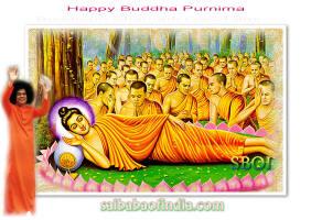 Buddha Poornima - sathya sai baba