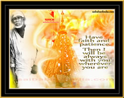Thrilling experiences of an ardent devotee of Shirdi Sai Baba
