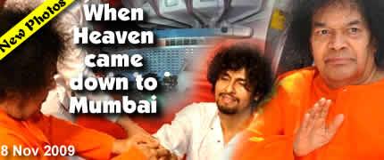 When Heaven came down to Mumbai - 8th Nov 2009