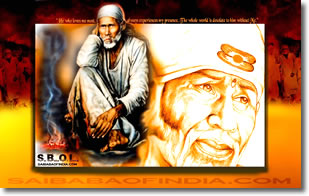 Shirdi Sai Baba -  Photo Wallpaper download