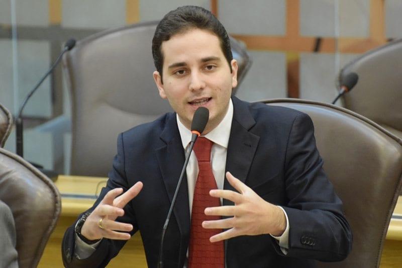 Jacó Jácome é deputado da bancada evangélica na ALRN