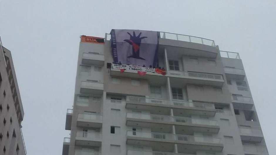 Ocupação do Tríplex do Guarujá ocorreu na manhã de 16 de abril