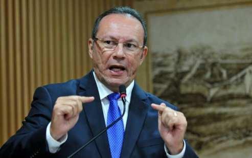 Raniere Barbosa é presidente da Câmara Municipal de Natal