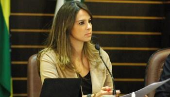 Júlia Arruda rompe com administração Álvaro Dias e abre crise na relação PDT e MDB