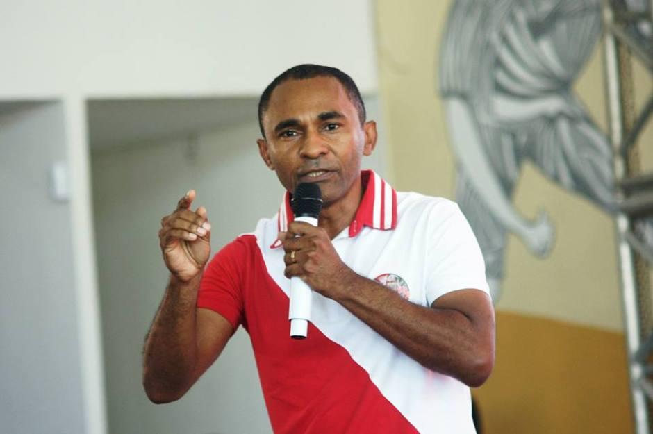 Resultado de imagem para fotos de miguel salustiano vice-prefeito de sao tome