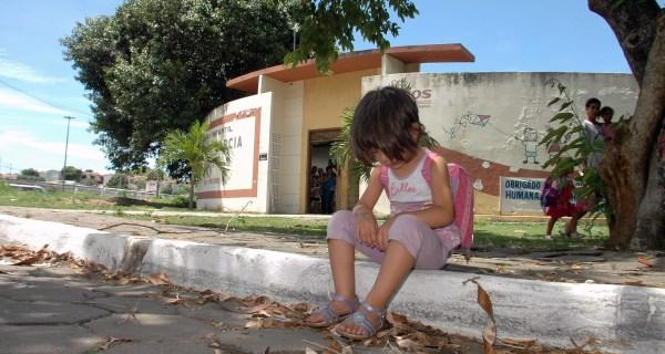 Creche Municipal Katia Nunes - Fotos: Ney Douglas / Novo Jornal