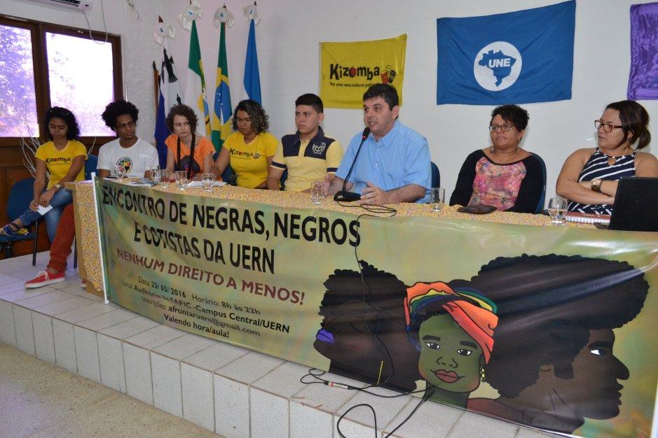 Resultado de imagem para CIDADANIA Lei que garante cotas étnico-raciais na UERN é sancionada pelo Governo