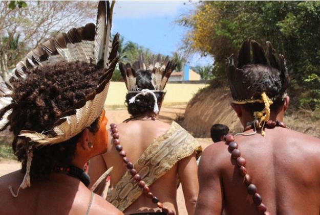 Funcionários da Usina Pipa Agroindustrial ameaçam derrubar casas de aldeia  indígena Katu no RN