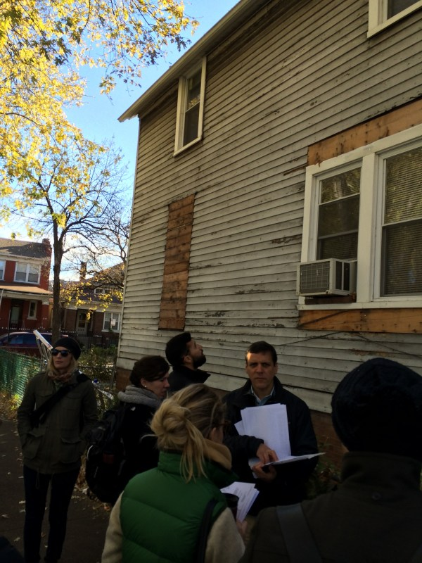 Walt Disney Birthplace Exterior Paint And Finish Analysis School Of Art Institute Chicago