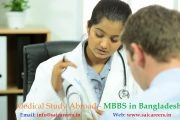 Mbbs study abroad Bangladesh