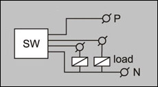 Proximity Switches, Inductive, Capacitive Proximity Switch
