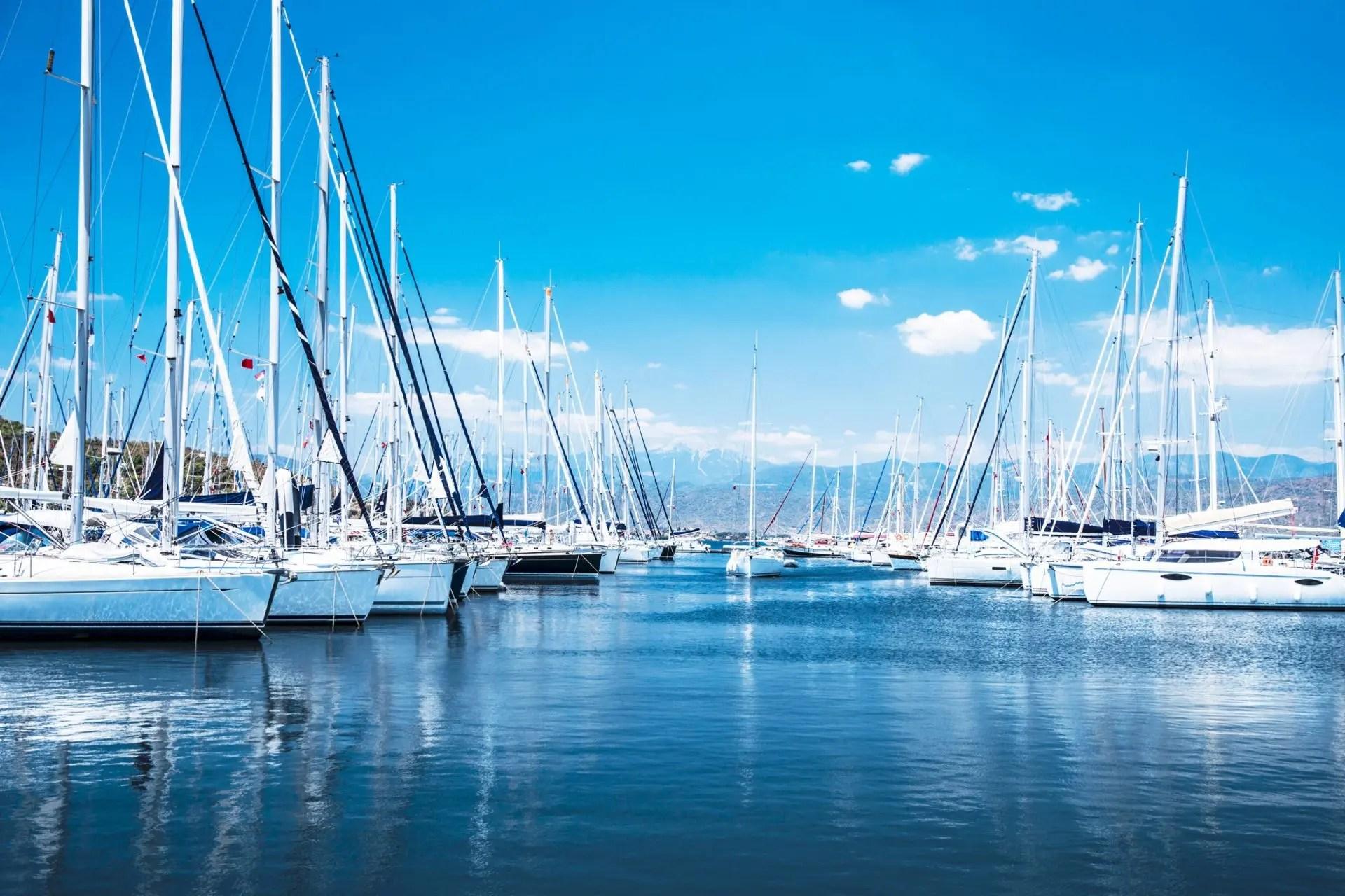 Barca a vela: 3, 2, 1, si parte! 2 consigli pratici.