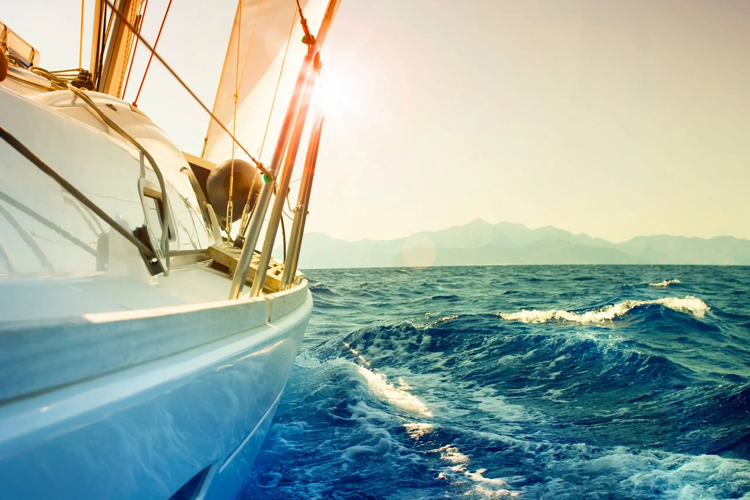 Il mal di mare. Nessuna paura!