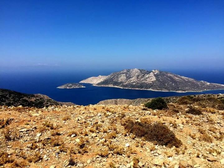 La Grecia, il mare e il Meltemi. Uniti si vince - Settimana 2