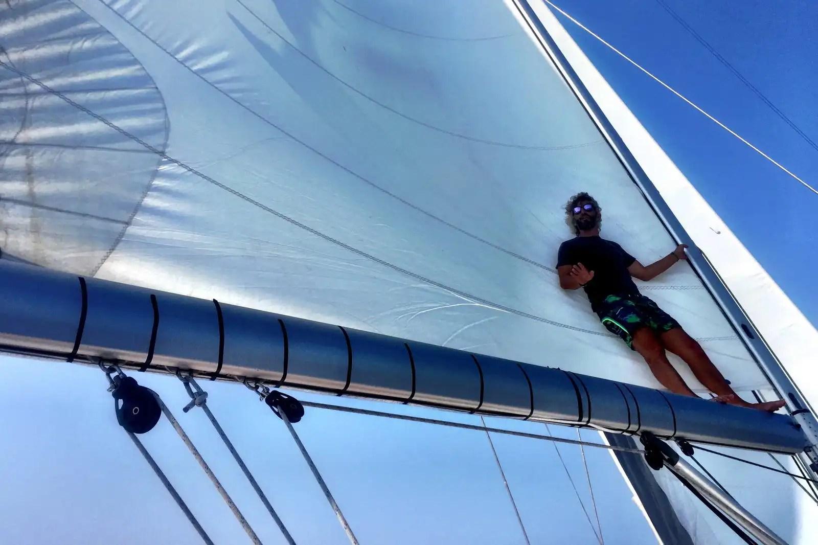 La libertà di una vacanza in barca e la sua parte razionale.