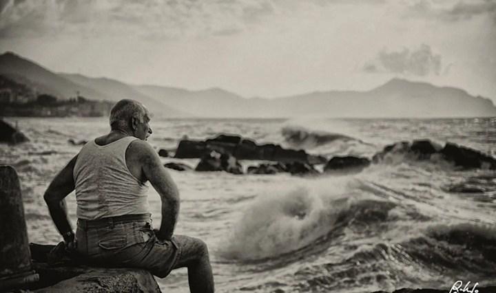 """Il tuo """"vecchio"""" è il mare. Una storia come tante."""