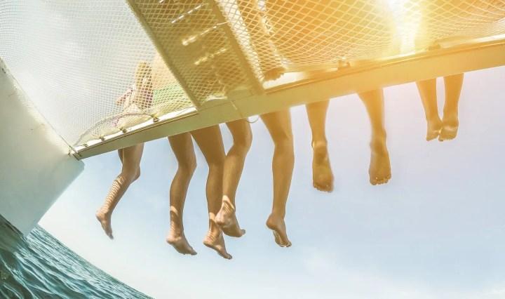 saidisale. convivenza, psicoterapia in barca a vela. Convivenza