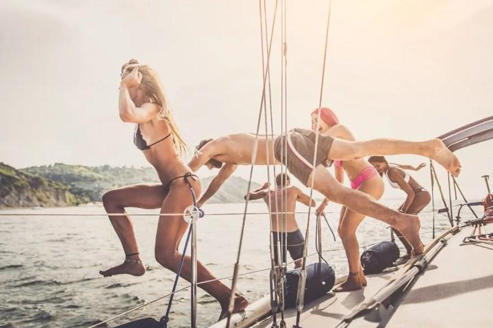 La vita in barca a vela. Prepariamo la borsa