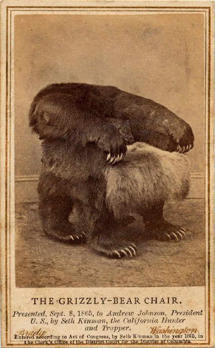 Good Images Grizzly Bear Chairs 2