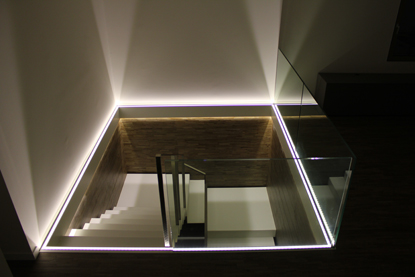 Saiel 100 Elettrico  Illuminazione a led