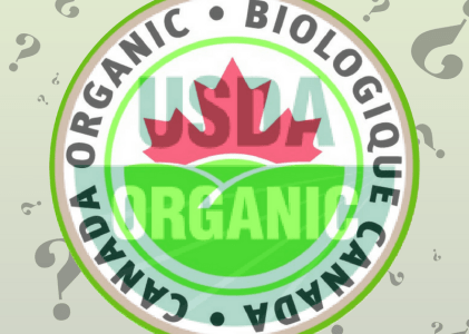 Organic… or is it?