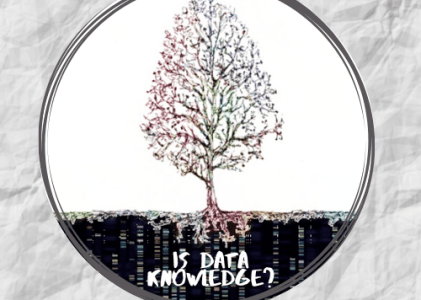 Is Data Knowledge?