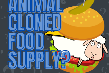 Cloned Food Supply?