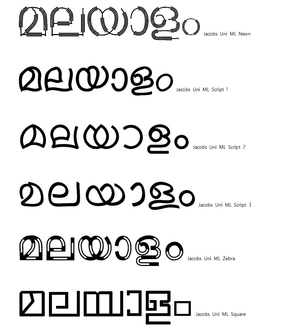 Download Jacobs Font