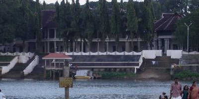 Kerala Fort   Aluva Palace