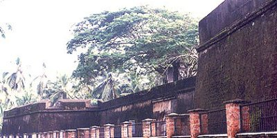 Kerala Fort | Anchu Thengu Fort