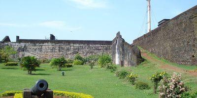 Kerala Fort | Kannur Fort