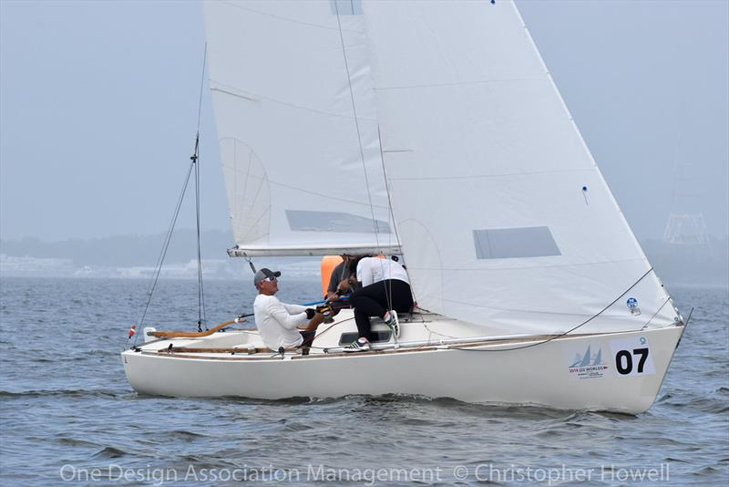 J22 World Championship At Annapolis Yacht Club Day 2