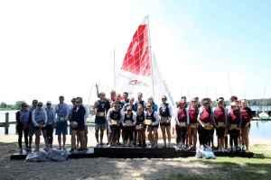 S1D Announces Team Racing Umpire School